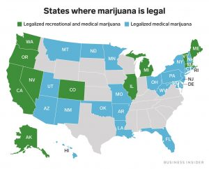 what state is marijuana legal